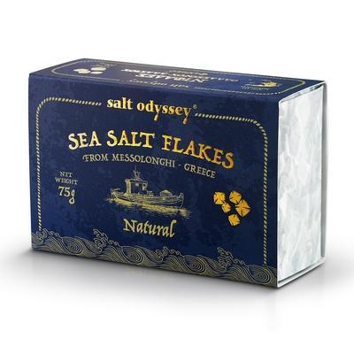 sea salt flakes | Quality Salts - Salt Odyssey